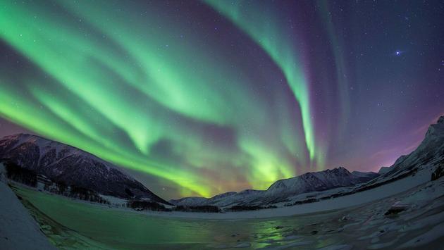 Luces en el Artico (Foto de Exodus Travels)