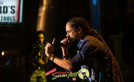 Damian Marley, Reggae Sumfest, Jamaica