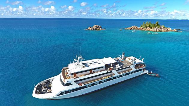M/Y Pegasos, Beyond Cruises