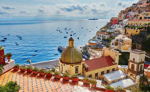 Italy's Sunbelt, Rome & The Amalfi Coast from $1,595