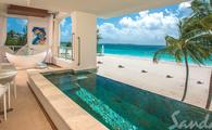 $1,000 Instant Credit: Beachfront One Bedroom Skypool Butler Suite