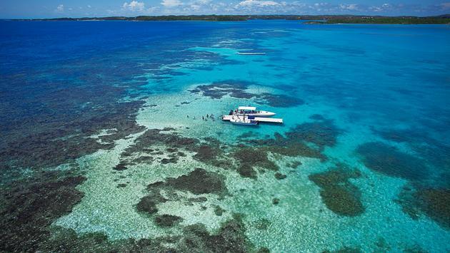 Stingray City, Antigua & Barbuda