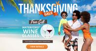 Beaches Thanksgiving Sale