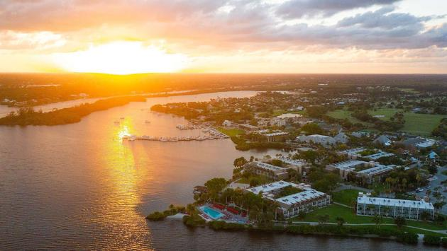 Club Med Sandpiper Bay, Port St. Lucie, Florida.