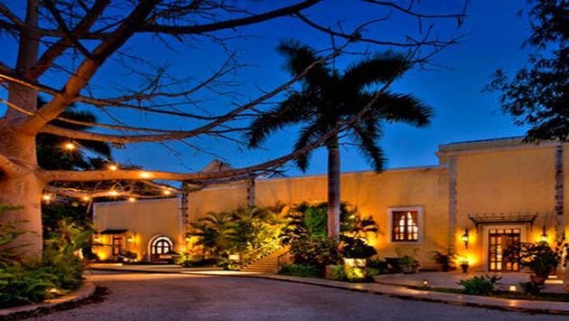 Hacienda Xcanatun, Yucatan