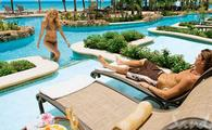 Book Sandals Negril, Jamaica's Swim up Crystal Lagoon Beachfront One Bedroom Butler Suite