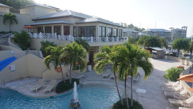 "The Scrub Island Resort & Marina hosted Food Fete's ""Gourmet Soiree."""