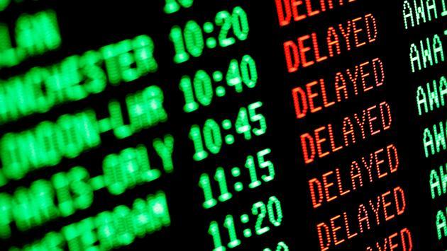 European Flight Delays