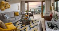 Honeymoon Beachfront Two Story One Bedroom Butler Villa Suite w/Tranquility Soaking Tub