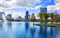 Orlando, Florida, Lake Eola