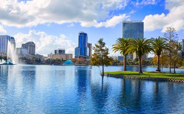 Orlando, Florida, Lake Eola