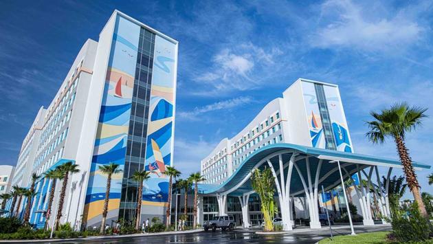 Universal, Orlando, Resort