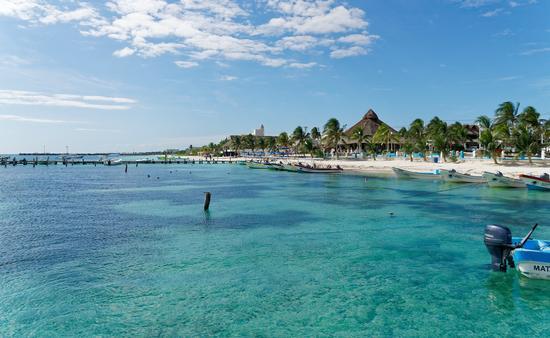 Puerto Morelos, Quintana Roo, Mexico Foto: de Miguel Discart/Flickr)