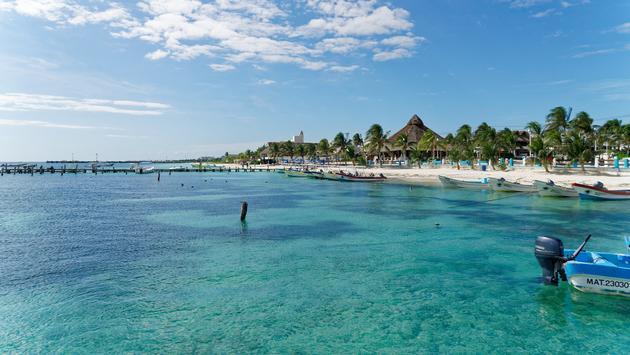 Puerto Morelos, Quintana Roo, Mexico (Foto: de Miguel Discart/Flickr)