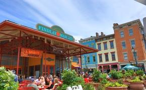 Findlay Market, Cincinnati, Ohio