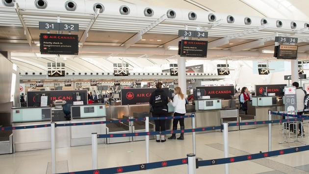 Enregistrement prioritaire Air Canada
