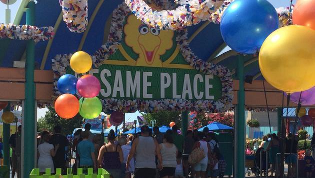 Sesame Place, Langhorne, Pa.