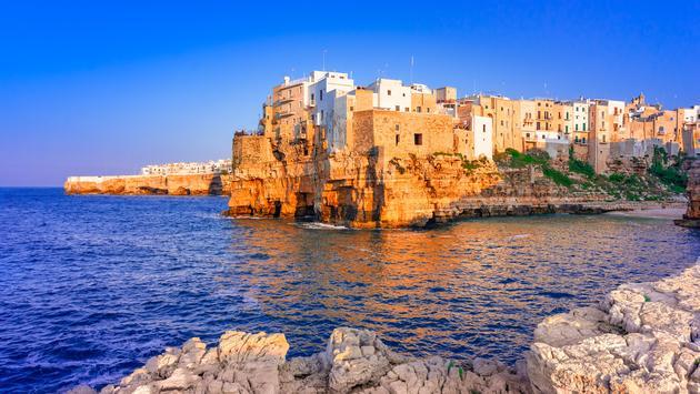 Polignano a Mare, Puglia, Italy, Province of Bari