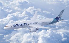 Boeing 787 Dreamliner de WestJet