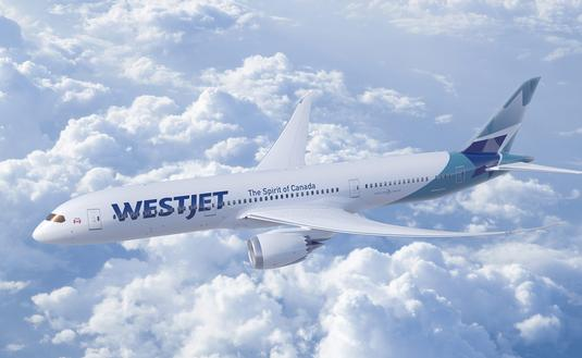 WestJet Boeing 787 Dreamliner