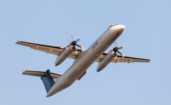 Porter, Airlines, Bombardier