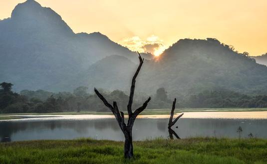 Gal Oya National Park, Sri Lanka