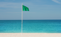 Green Flag Beach