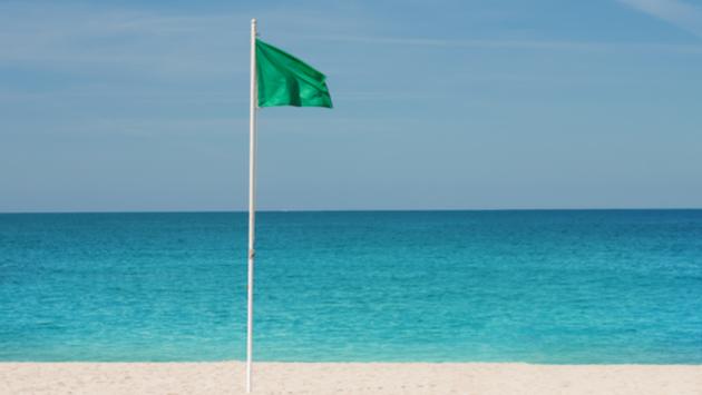 Green Flag Beach