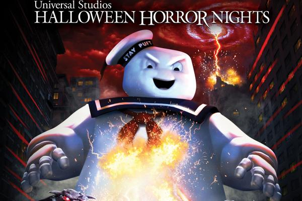 Ghostbusters Coming to Halloween Horror Nights in Orlando and Hollywood