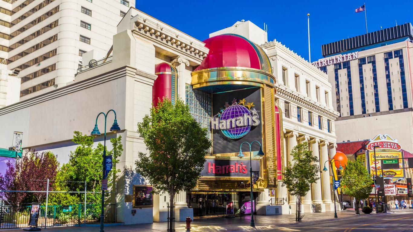 Caesars Sells Harrah's Reno for $50 Million
