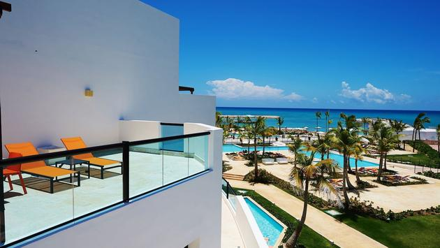 TRS Cap Cana Suite Ocean View