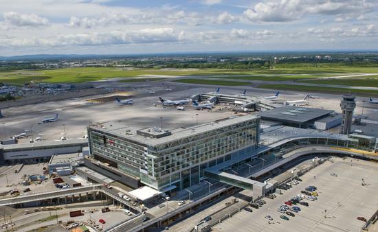 Marriott Aéroports de Montréal