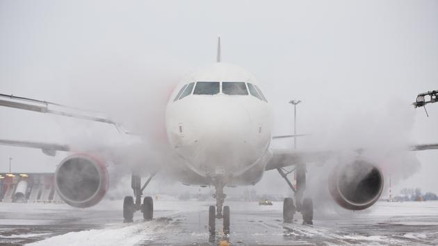 Multiple flights into, out of Burlington International canceled