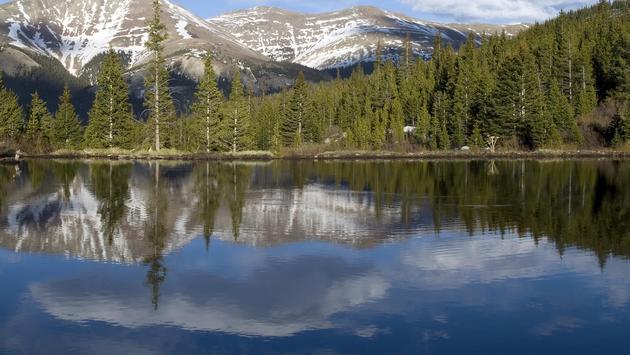 Breckenridge Colorado Landscape