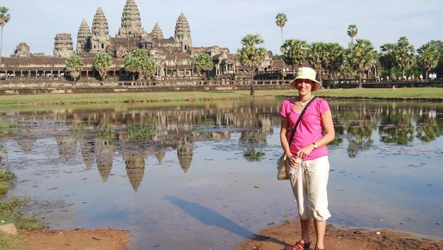 Country Walkers Vietnam Trip
