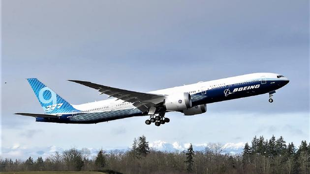 Boeing Co. 7779X