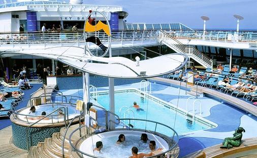 Temptation Caribbean Cruise