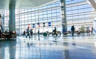 George Bush Intercontinental Airport in Houston, Texas