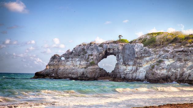 Playa, Ventana, Puerto Rico