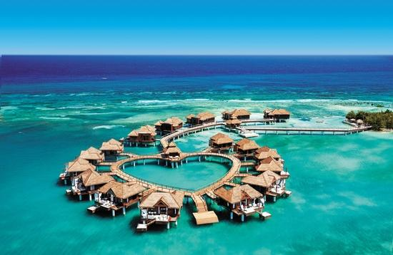 Sandals Over-The-Water Suites