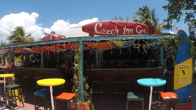 Czech Inn Grill, Grand Cayman