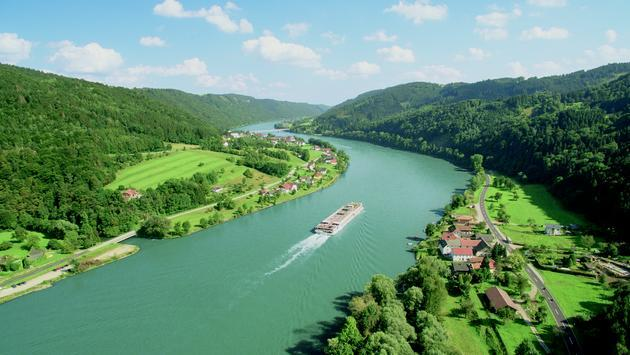 Crystal Cruises, Danube River