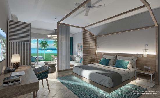 Espace Tiara, Club Med Punta Cana