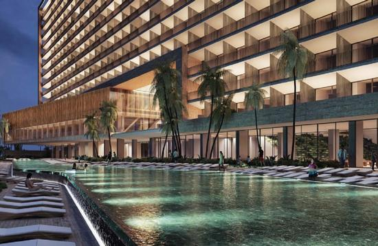 Dreams Vista Cancun opens in February