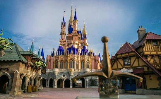 Cinderella Castle receiving royal makeover at Magic Kingdom Park