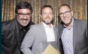 Bruno Leclaire, Patrick Falardeau, Joseph Adamo