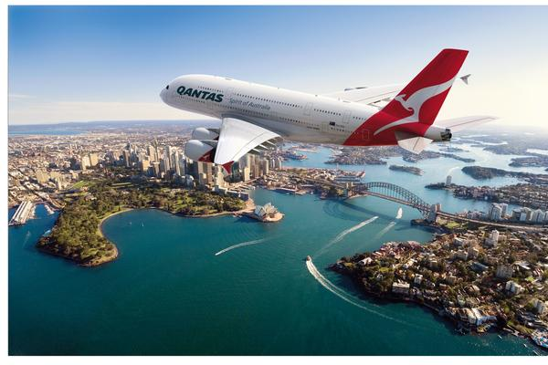 Qantas to Give World's Longest Flight a Test Run