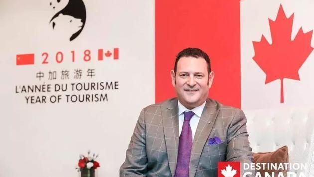 David Goldstein, Destination Canada