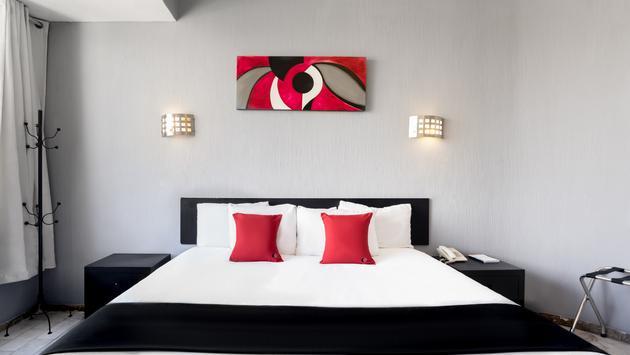 La cadena de hoteles locales Oyo Hotels ofrece 650 propiedades en México.