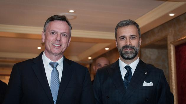 Costa Group executives